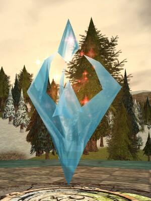 Celestial Hand Crystal Array