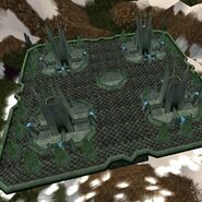 Mhoire Castle Courtyard Live