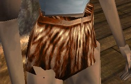 Mire Witch's Loincloth