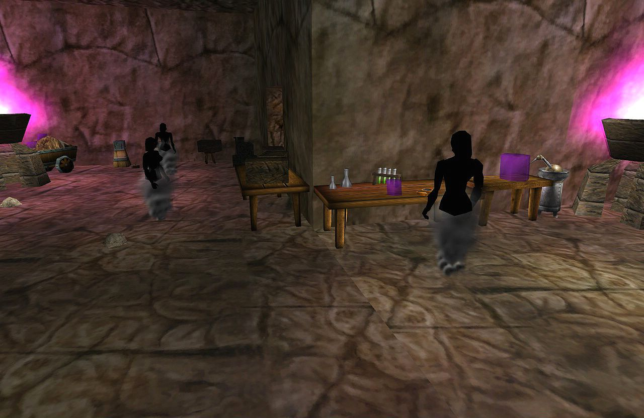 Announcements - 2011/06 - Stirrings in the Dark