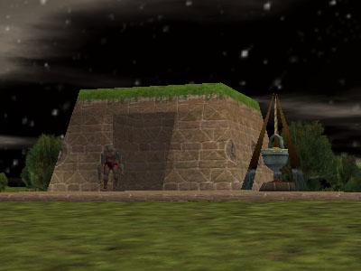 25.3S, 74.4E - Mosswart Bunker