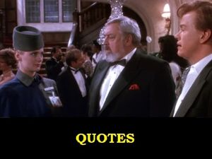 Delirious Movie Quotes