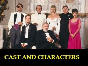 Cast and Characters