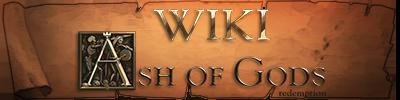 Ash of Gods Wiki