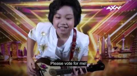 Behind the Curtain with Feng E – VOTING CLOSED Asia's Got Talent 2017