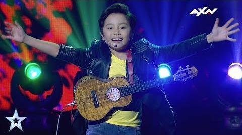 Feng E Semi-Final 3 – Grand Finalist! Asia's Got Talent 2017