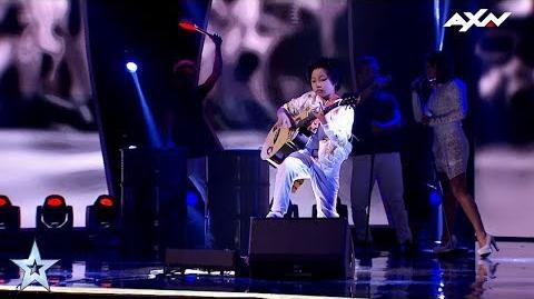 Feng E Grand Final – VOTING CLOSED Asia's Got Talent 2017
