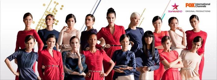 Asia's Next Top Model Cycle 2 Cast
