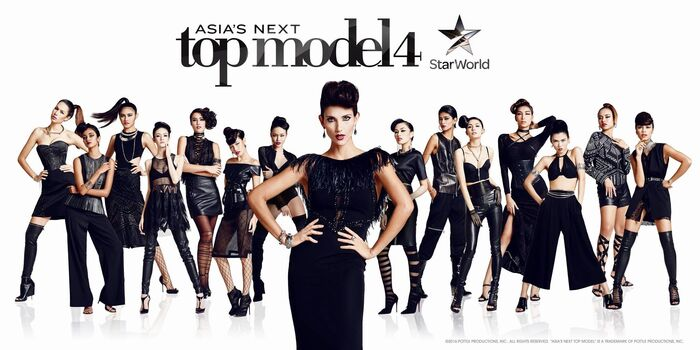 Asia's Next Top Model Cycle 4 Cast
