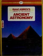 A ancient astronomy b