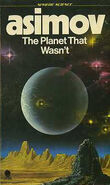 A the planet that wasnt q