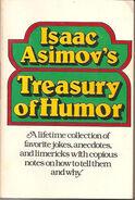 A treasury of humor p