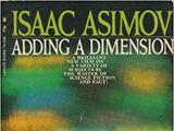 Adding a Dimension