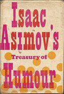 A treasury of humor 1972