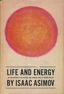 A life and energy r