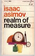 A realm of measure p