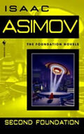 Second Foundation (novel)