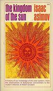 A kindom of the sun p