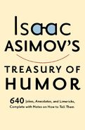 A treasury of humor 1991