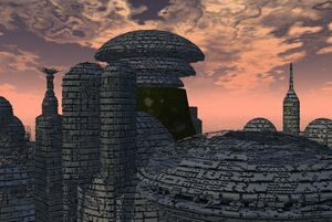 Trantor Ruins