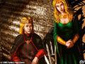 Joffrey Cersei Iron Throne