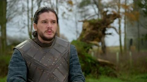 Game of Thrones Season 6 Life & Death at Castle Black