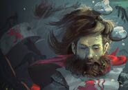 《罗杰-雷耶斯的溺水》作者 Fuderiki