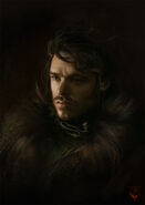 Robb Stark by AniaEm