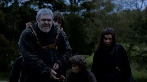 Game of Thrones Season 6 Hodor's Final Words
