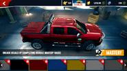 Chevrolet Silverado 2500HD decals 11 ax