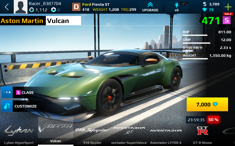 Aston Martin Vulcan Asphalt Wiki Fandom