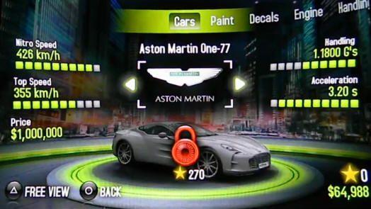 Aston Martin One 77 Asphalt Wiki Fandom