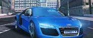 A8 Audi R8 e-tron in-game art