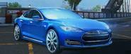 A8 Tesla Model S in-game art