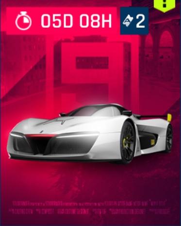 2019-07-05 Car Hunt: Pininfarina H2 Speed