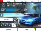 Mercedes-Benz SLS AMG GT Coupé Final Edition