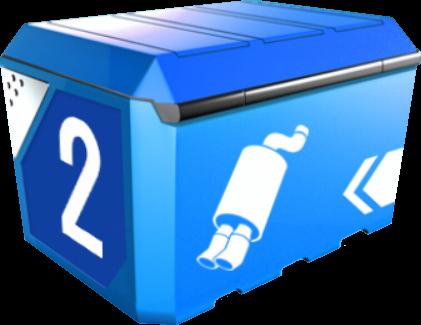 2-Exhaust Box