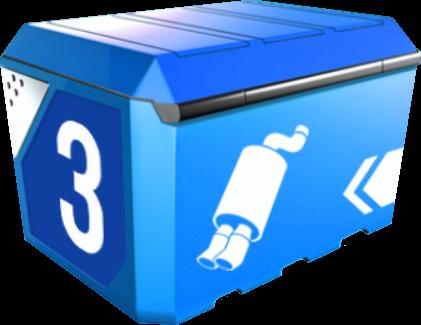 3-Exhaust Box