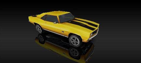 Chevrolet 1969 Camaro