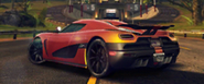 A8 Koenigsegg Agera R in-game art