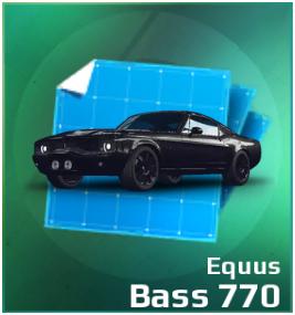Equus Bass 770 Blueprint