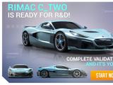 Rimac C Two (Research & Development)