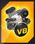 Forced-Induction V8