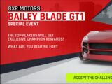 BXR Bailey Blade GT1 (Special Event)