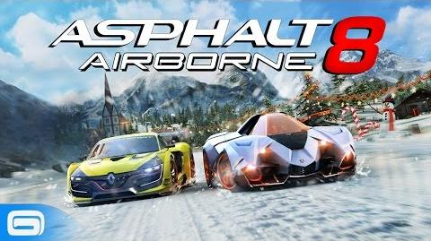Asphalt 8- Airborne - Update Trailer - Gifts are coming early!