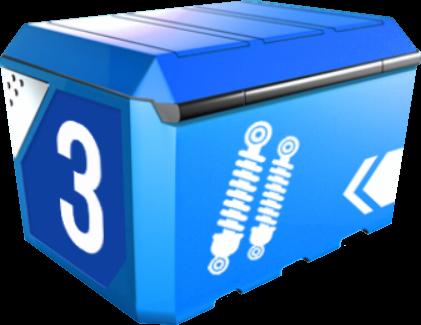 3-Suspension Box