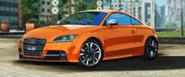 A8 Audi TTS Coupé in-game art