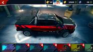 Chevrolet Silverado 2500HD decals 1 ax