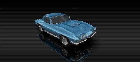 Chevrolet 1967 Corvette Stingray