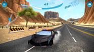 Lamborghini Veneno police livery an